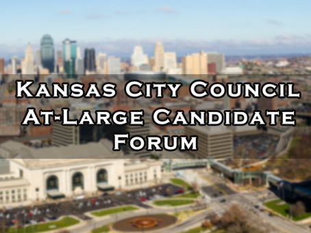 [VIDEO] May 16th City Council At-Large Candidate Forum