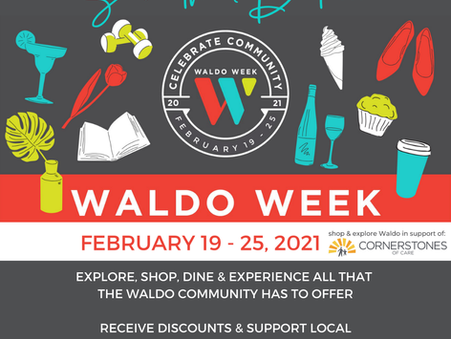 FEB 19 - WALDO WEEK