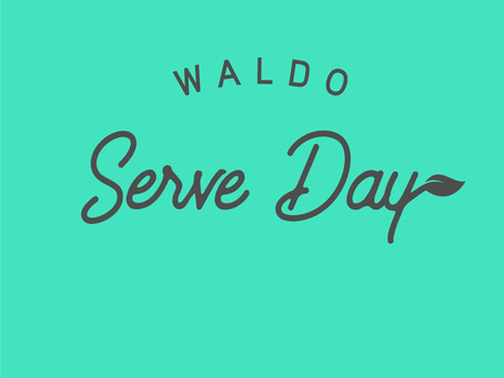 SEP 8 Waldo Serve Day