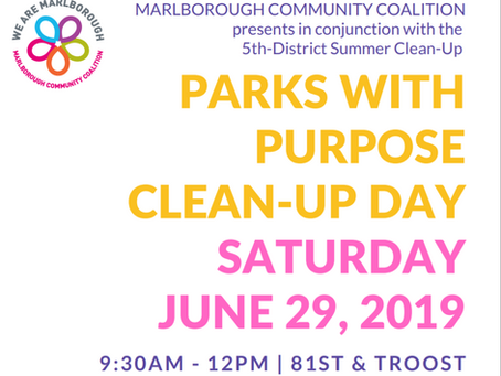 JUNE 29 - CLEANUP EVENT