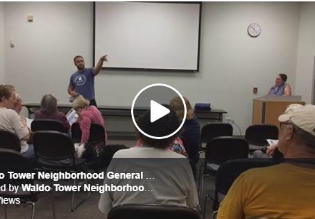[VIDEO] July 13, 2019 General Meeting