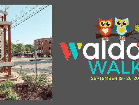 SEP 19 - WALDO WALK