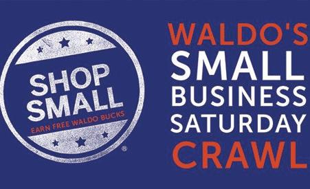 NOV 27 - SMALL BUSINESS SATURDAY