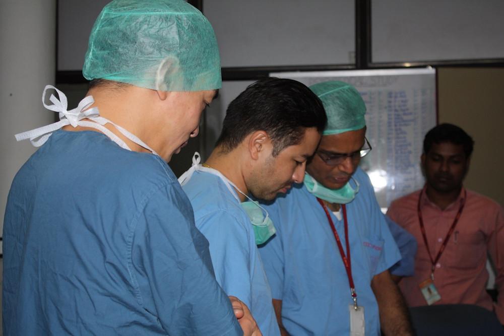 The Heart Fund - Humanitarian Mission - India n- Paul Nguyen & David Luu