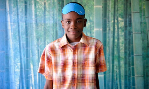Cardiac surgery mission in Haiti — The Heart Fund gives a second chance to Yves by performing  a hea