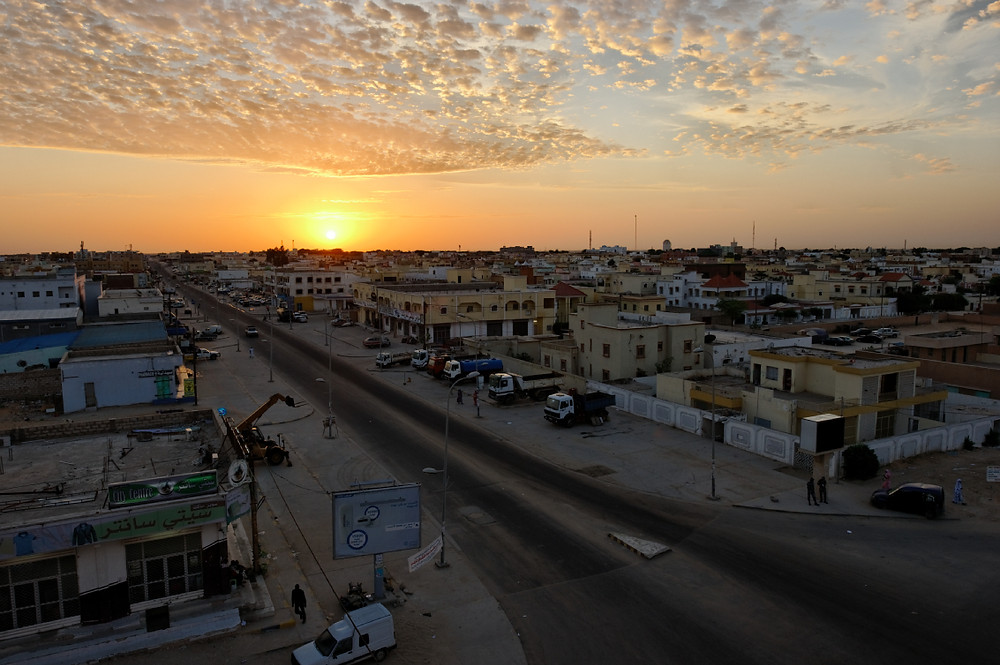 The Heart Fund - Mauritania - City