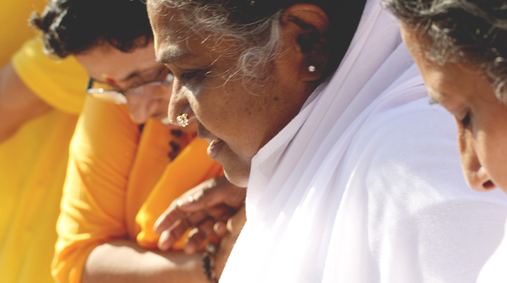 The Heart Fund working with Amma