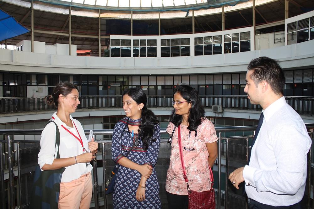 The Heart Fund - Humanitarian Mission - India - Virginie gallardo & David Luu