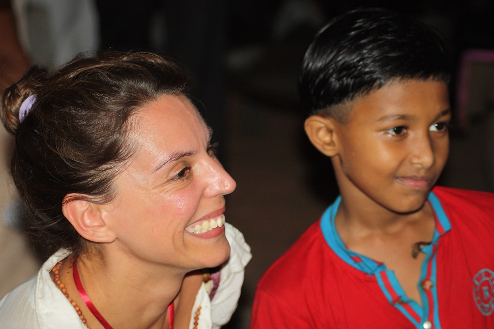 The Heart Fund - Humanitarian Mission - India - Virginie Gallardo