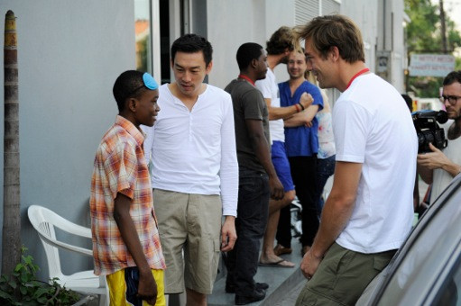 The Heart Fund - Haiti with Yves Berthony, Paul Nguyen and Guillaume