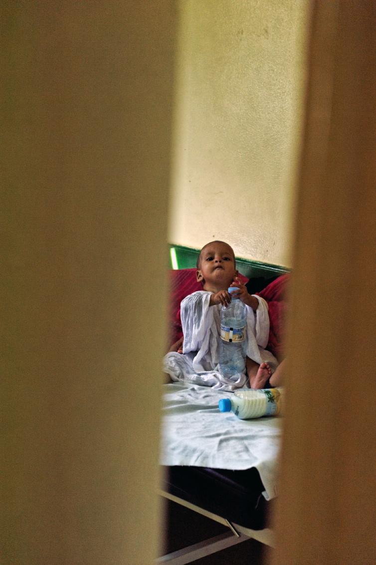 The Heart Fund - Mauritania - Child