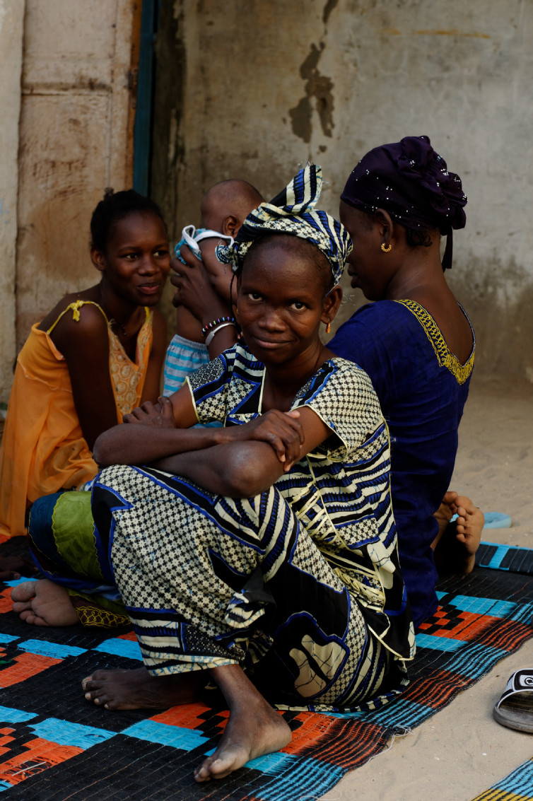 The Heart Fund - Mauritania - Women, mother and children