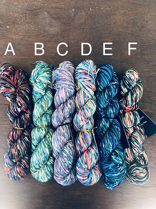 Knit  Kit 2: Sock Knitting Kit