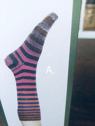 Knit  Kit 3: Sock Knitting Kit