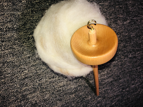 Drop Spindle Class