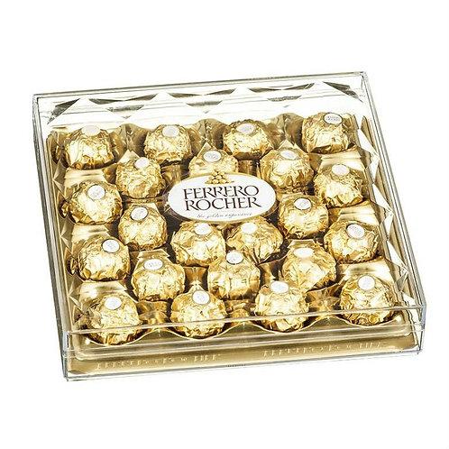 CHOCOLATES FERRERO ROCHER 24PZ