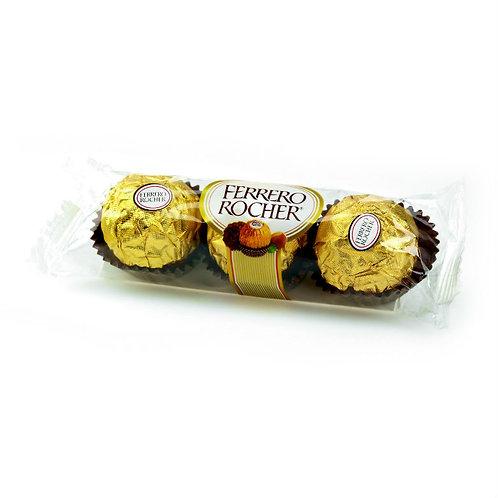 CHOCOLATES FERRERO ROCHER 3PZ