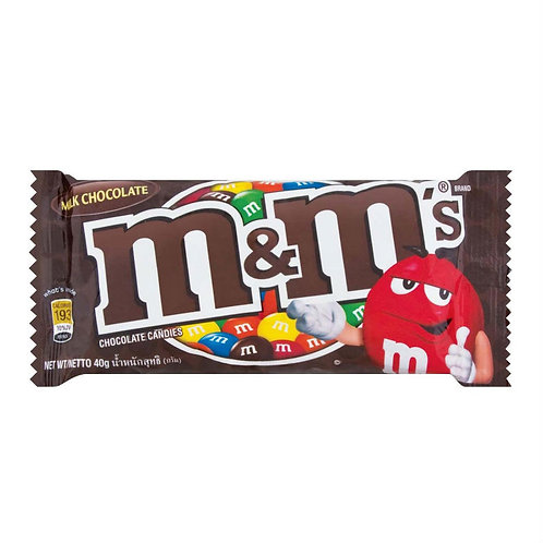 CHOCOLATES M&M's CHOCOLATE CLÁSICO