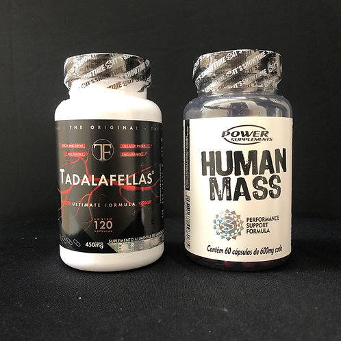 Kit Tadalafellas + Human Mass