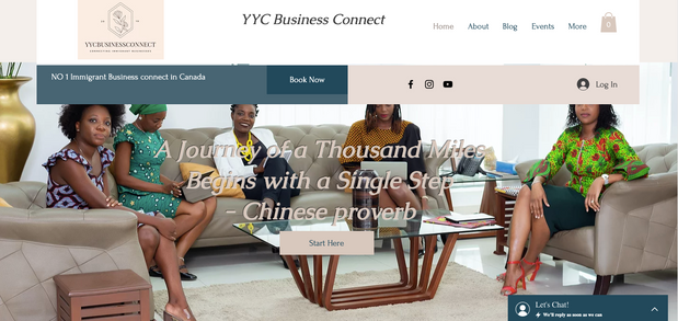 YYC Business Connect