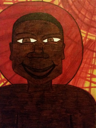 Reggie The African Alien