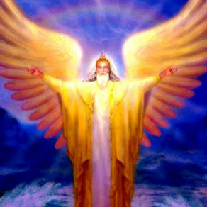 Channeling Archangel Raziel | The Revolving Door of Life, Soulmates, & Love