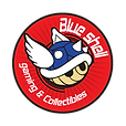 Blue Shell Gaming & Collectibles Logo