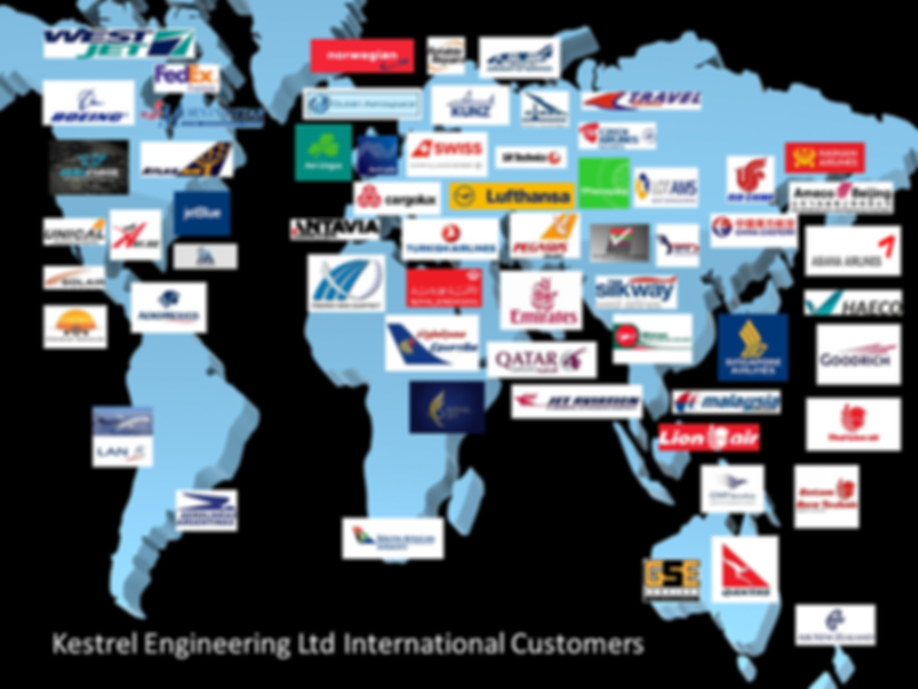 World Map + Logos Presentation 29 July 2