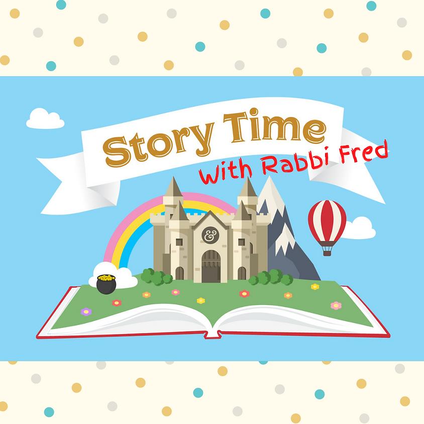 Storytime with Rabbi Guttman!