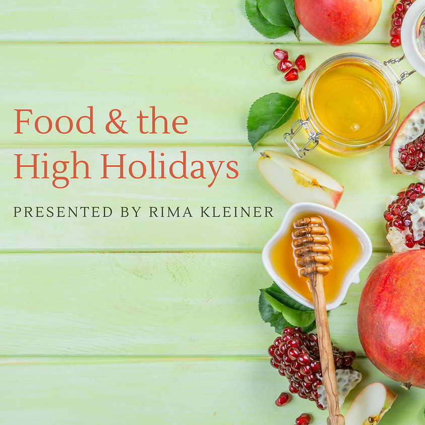 Food and the High Holidays