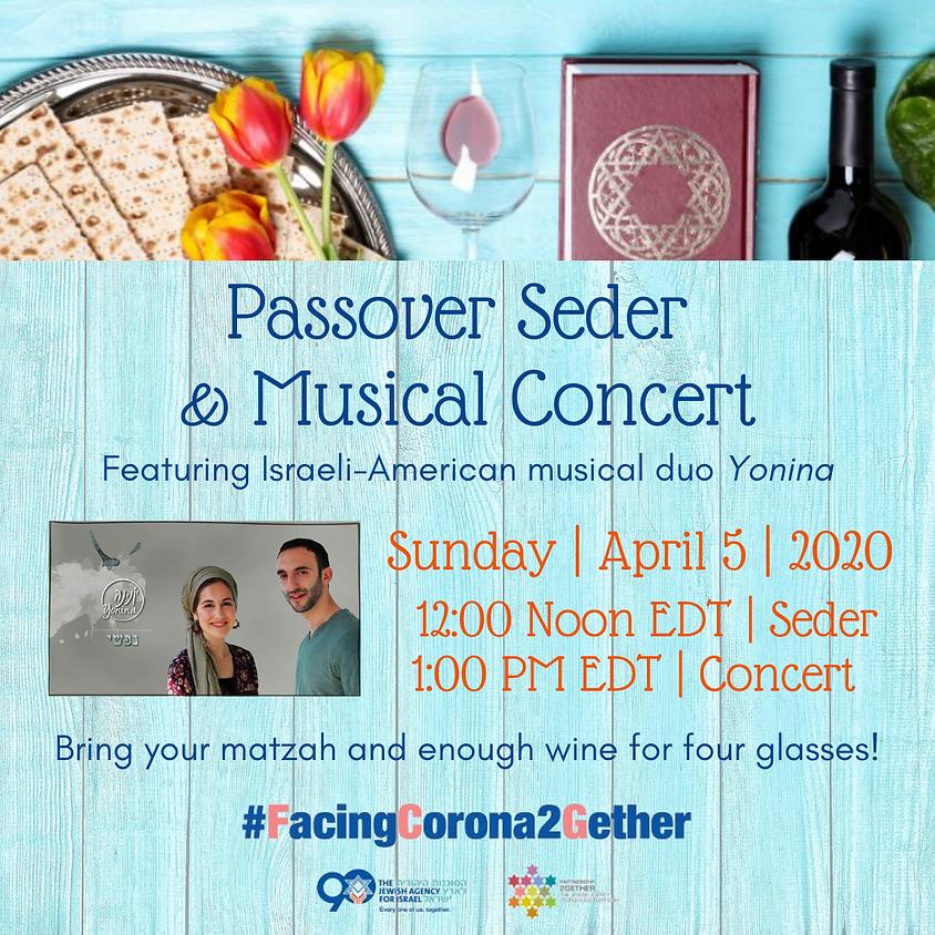 Passover Seder & Musical Concert