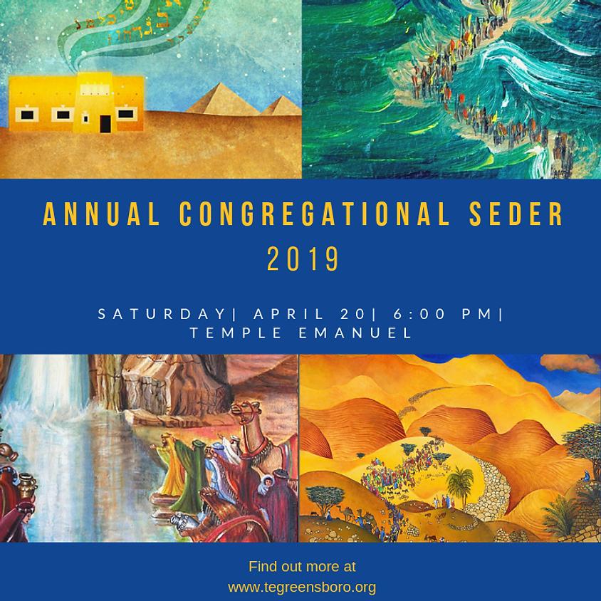 Second Night Congregational Seder
