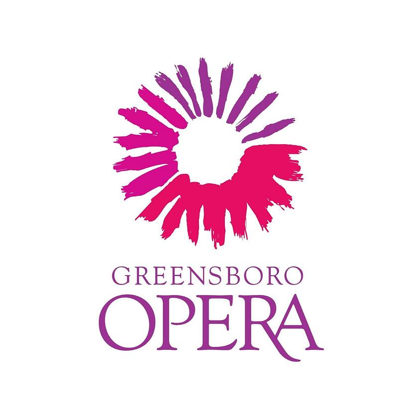 Greensboro Opera & EMF Present: Send in the Clowns