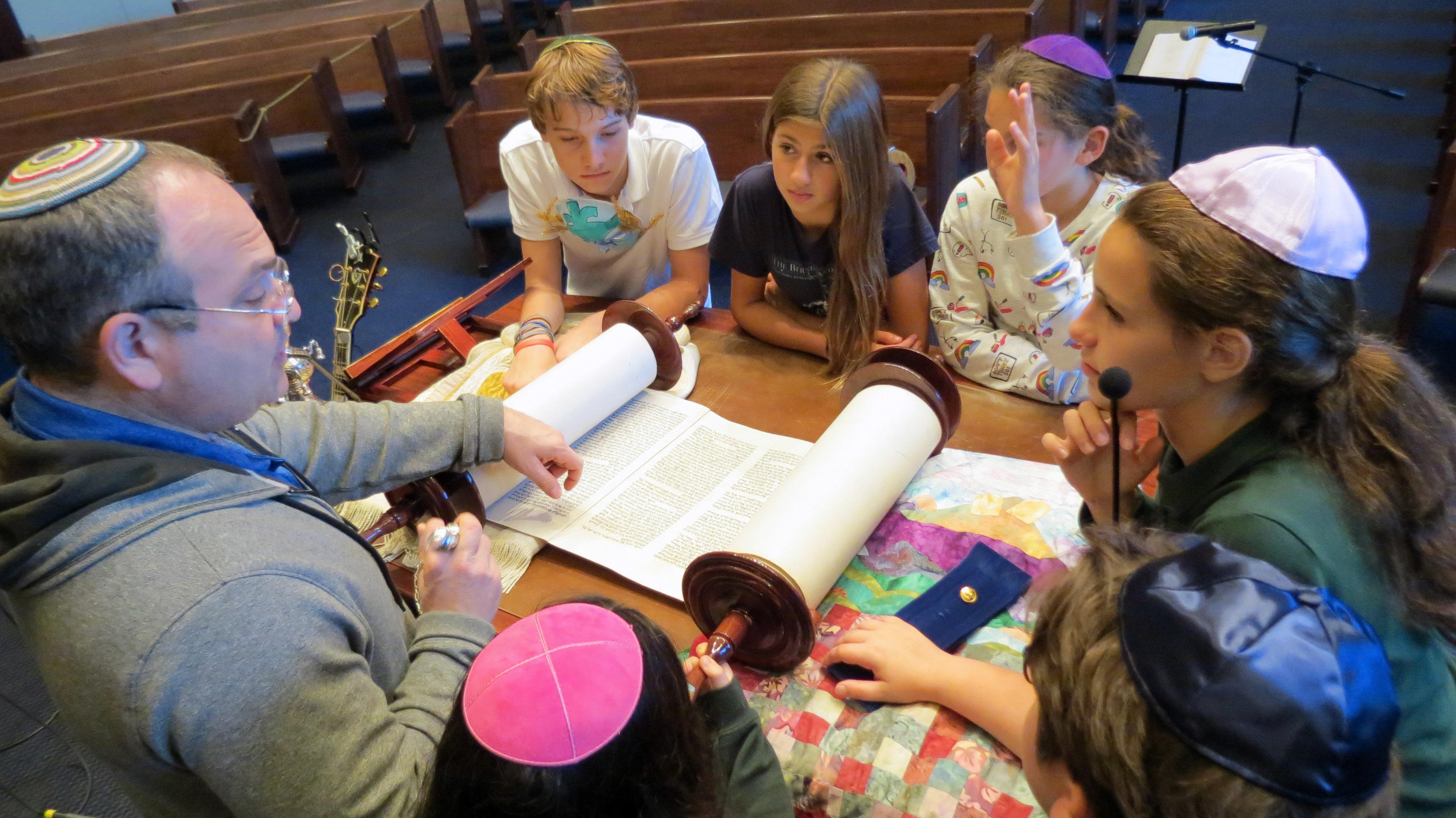 01 Torah with Rabbi a