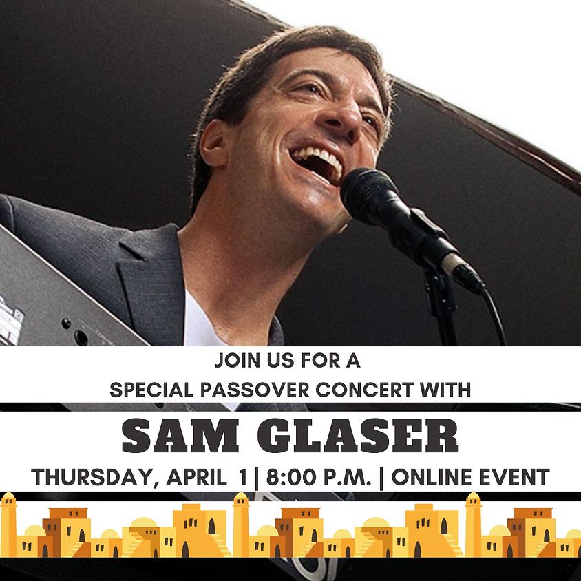 Sam Glaser Passover Concert