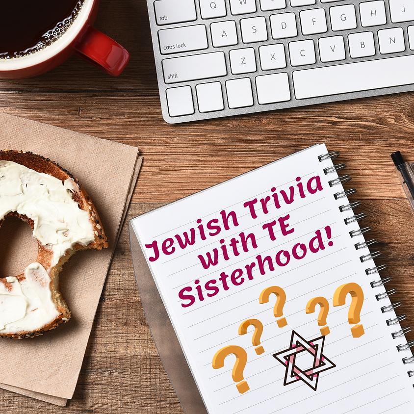 Jewish Trivia with Sisterhood