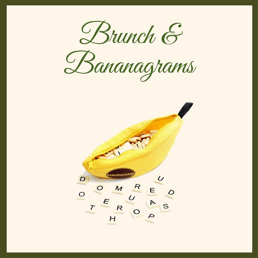 Brunch & Bananagrams