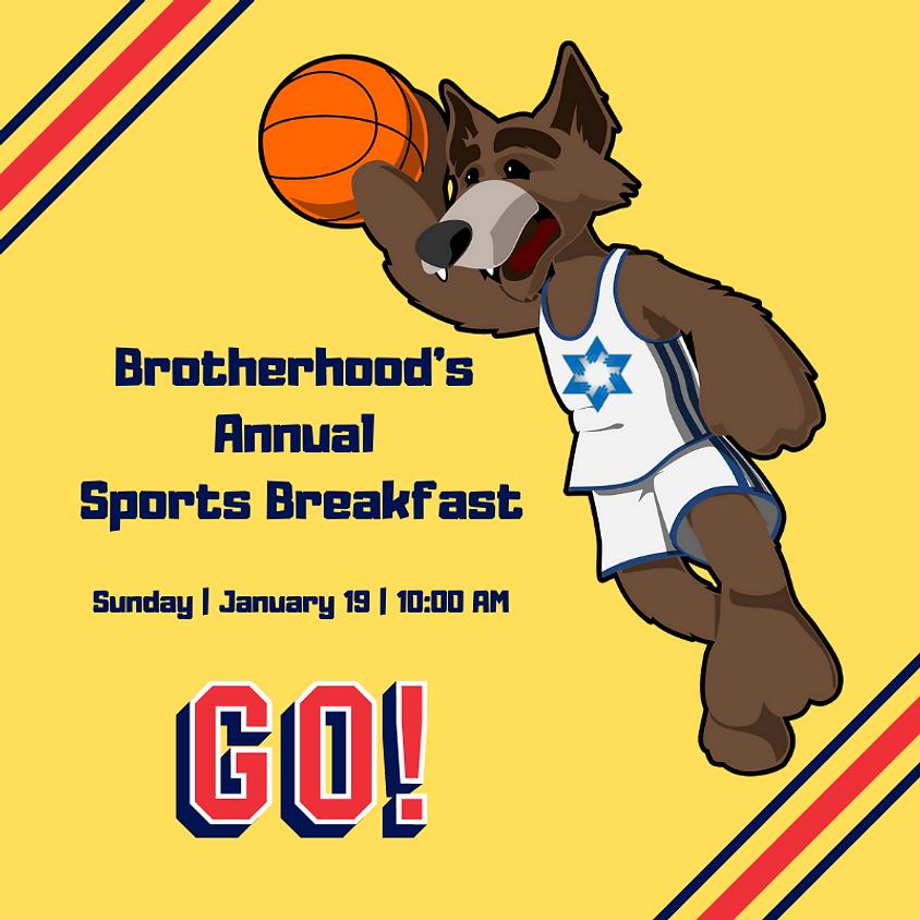 Brotherhood's Annual Sports Breakfast