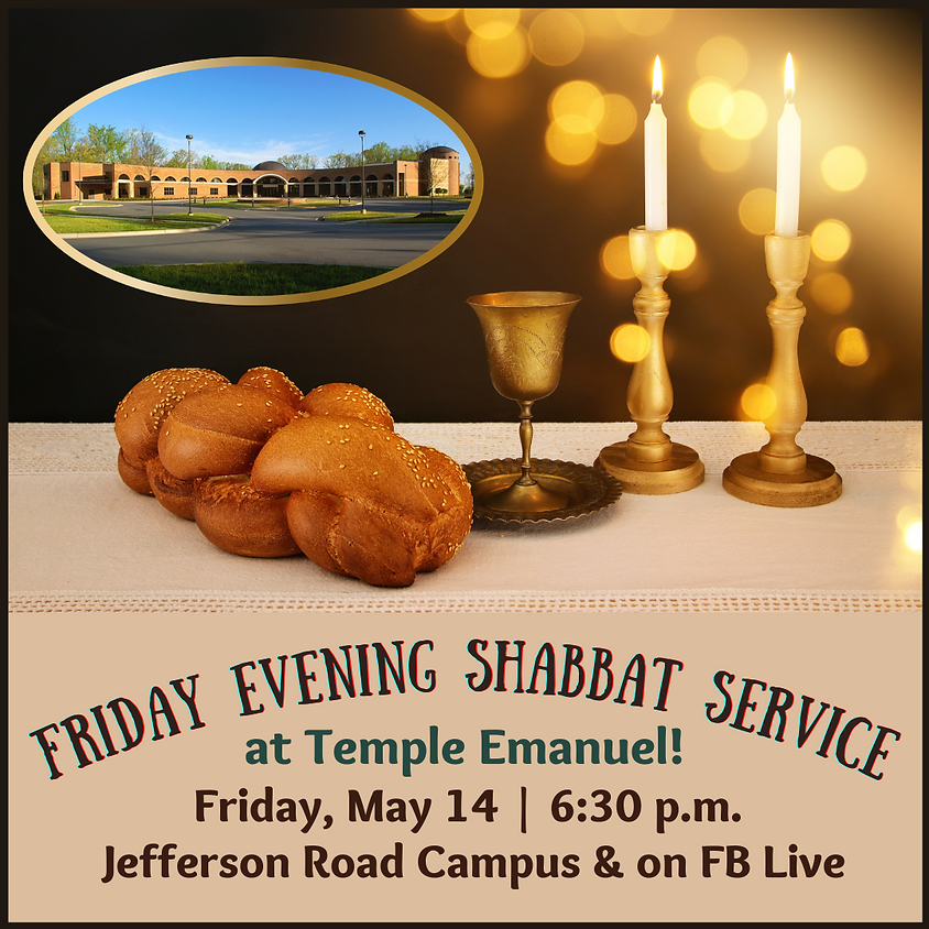 Friday Shabbat Service