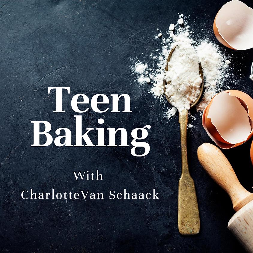 Teen Baking with Charlotte Van Schaack
