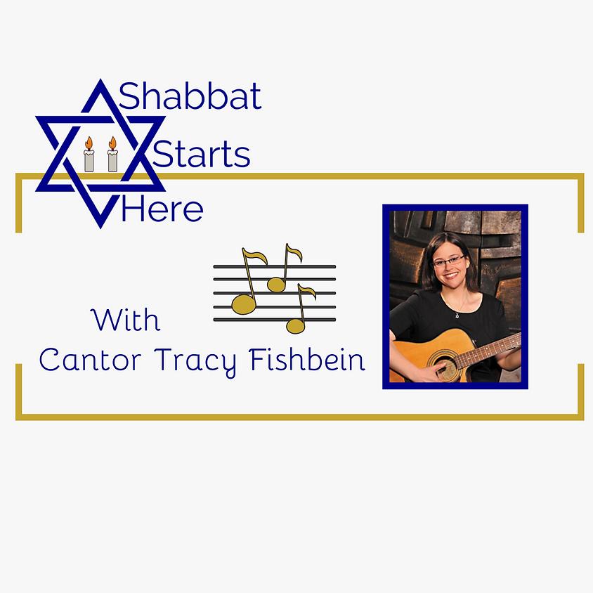 Shabbat Starts Here