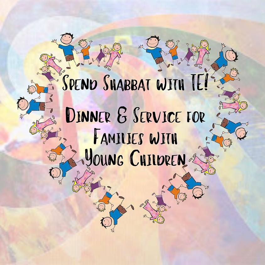Spend Shabbat with TE!