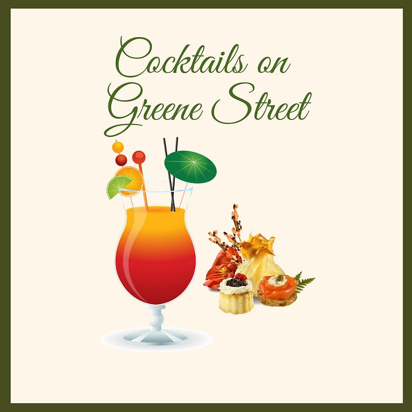 Cocktails on Greene Street Spring Mix 2020 Event