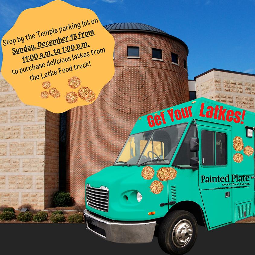 Latkes Food Truck