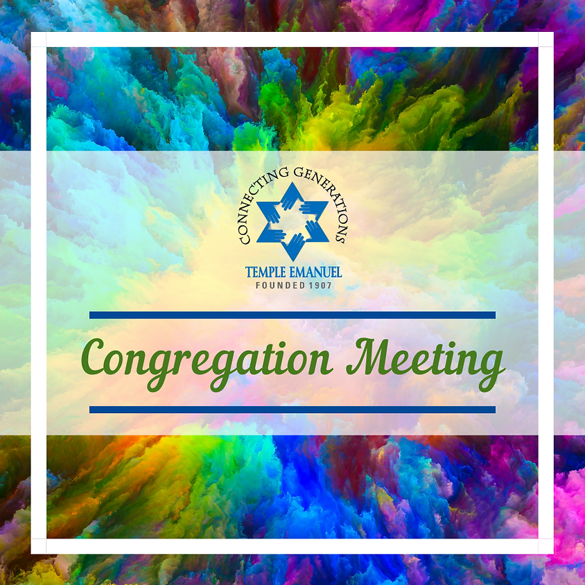 Congregation Meeting