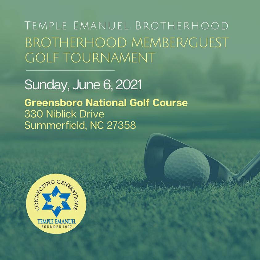 Brotherhood Golf Tournament