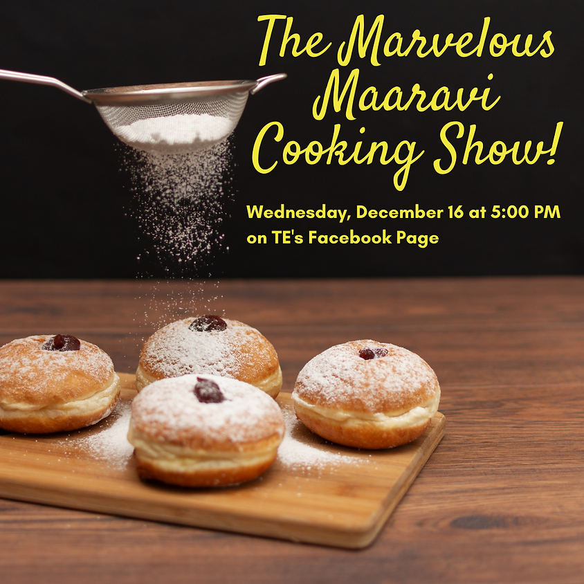 The Marvelous Maaravi Cooking Show