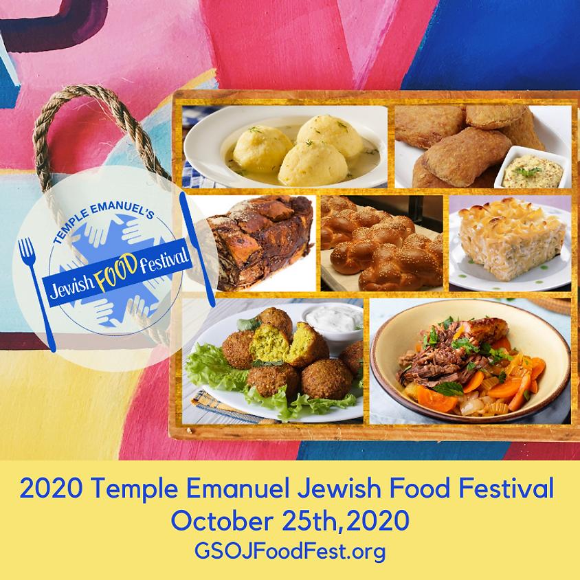 TE Jewish Food Festival