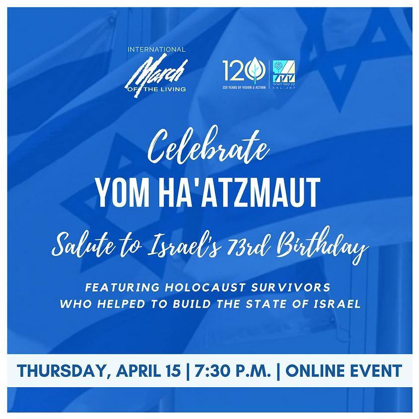 MOTL Celebration of Yom Ha'Atzmaut