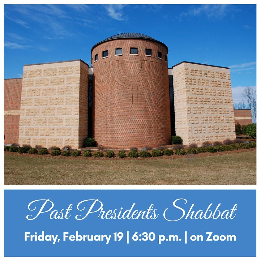 Past President's Shabbat